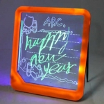 led board 30 rb min 4 (3 bat a3, 250 g, 23x20 cm, kng biru mrh pth ungu org pink)