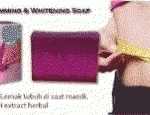 sabun acaiberry A+ acaiberry slimming n whitening soap murah