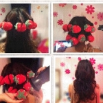 strawberry curler