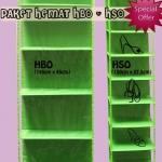 Paket HBO+HSO warna sama