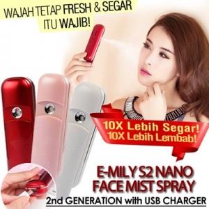 nano mist emily charger termurah 210rb