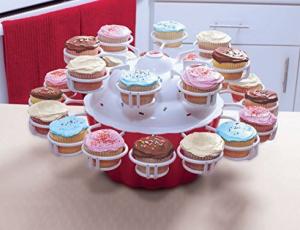 Cupcakes display murah, etalase cupcakes