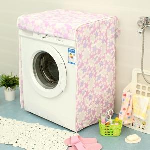 Sarung Cover penutup Mesin cuci buka depan murah surabaya