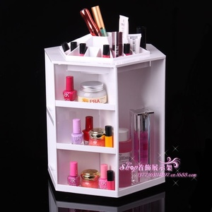Rak Carousel Kosmetik